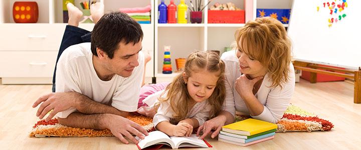 Chọn sách cho con đọc như thế nào?