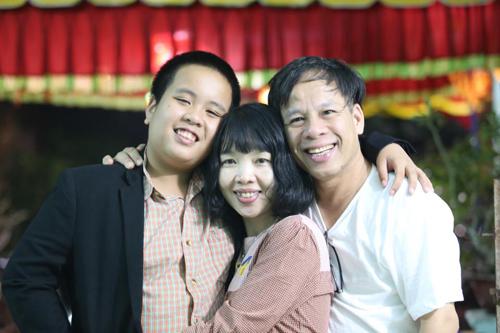 Gia đình Đỗ Nhật Nam